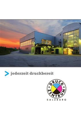 Druckzentrum Salzburg