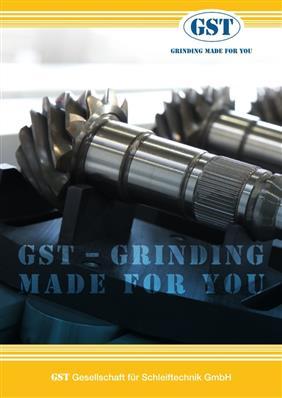 GST - Gesellschaft für Schleiftechnik