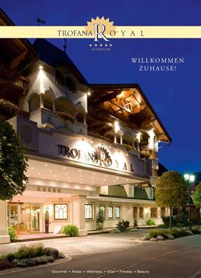 Trofana Royal Gourmet und Relax Hotel