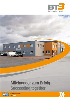BT3 Betontechnik GmbH