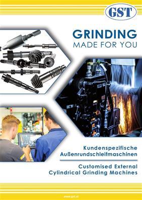 GST - Gesellschaft für Schleiftechnik GmbH